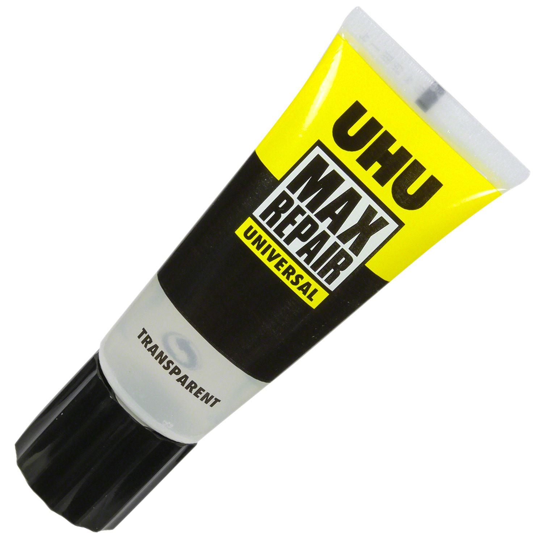1 uhu tube max repair universal universal kleber f r alle reparaturarbeiten 45g 6400 08 045. Black Bedroom Furniture Sets. Home Design Ideas