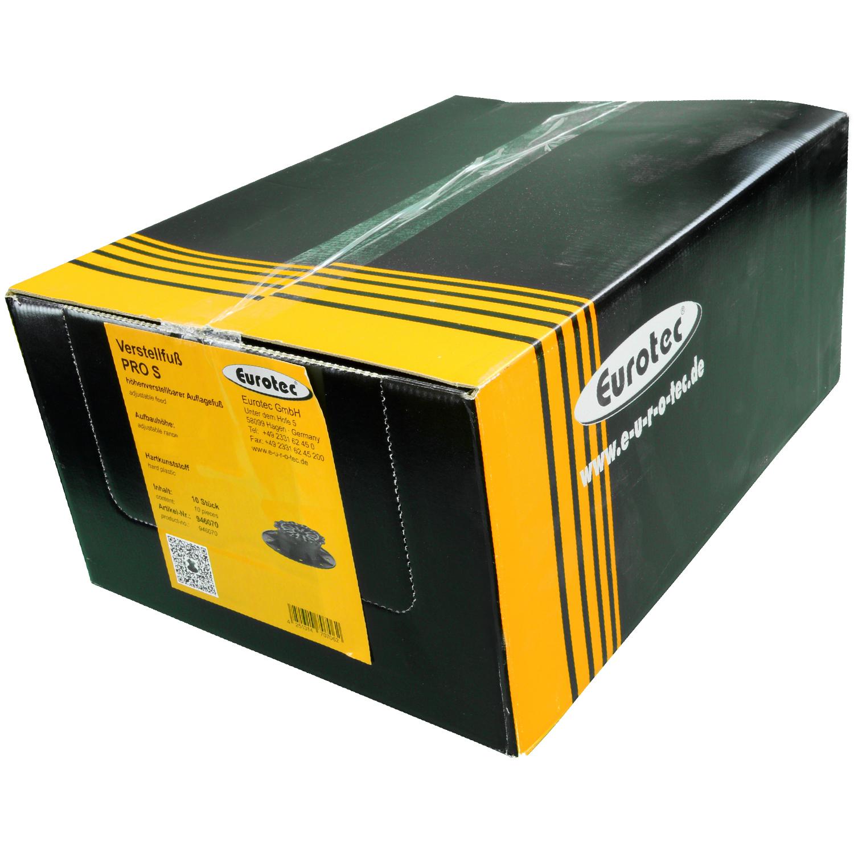 Verpackung Verstellfuß Profi-Line