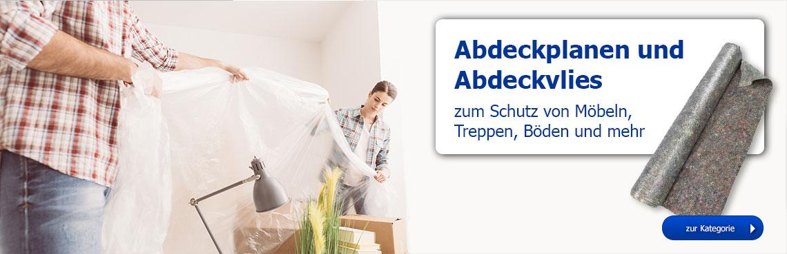 """Zur Kategorie """"Abdeckplanen & Abdeckvlies"""""""