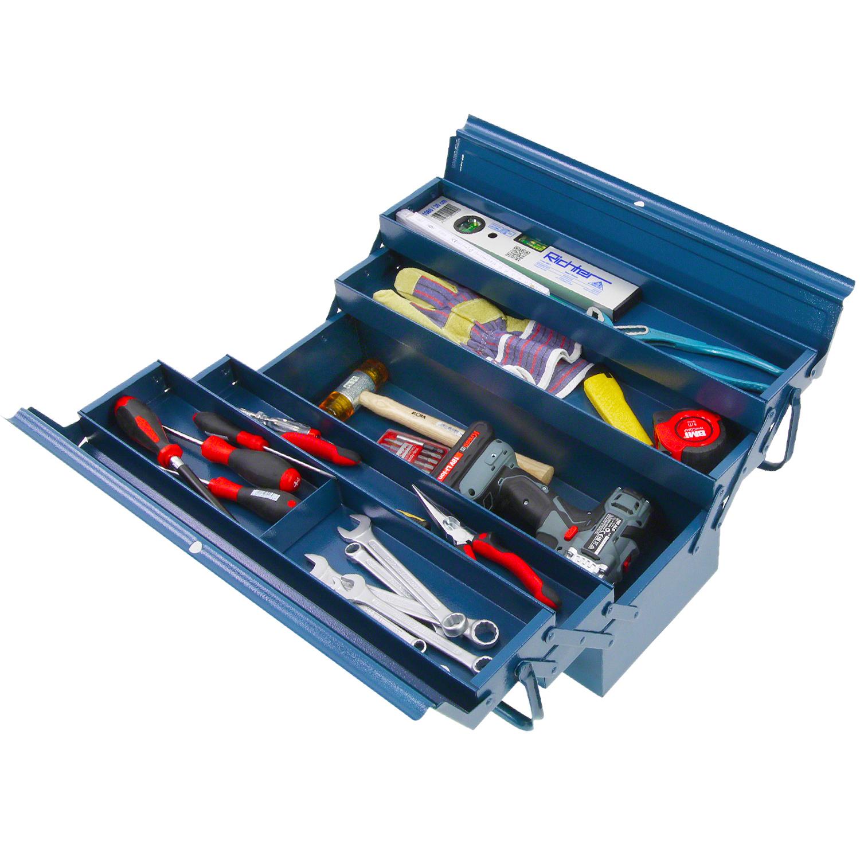 Allit Werkzeugkasten 5-57, mit Erkzeug