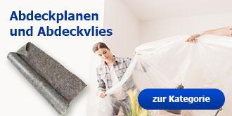 "Neue Kategorie ""Abdeckplanen & Abdeckvlies"""