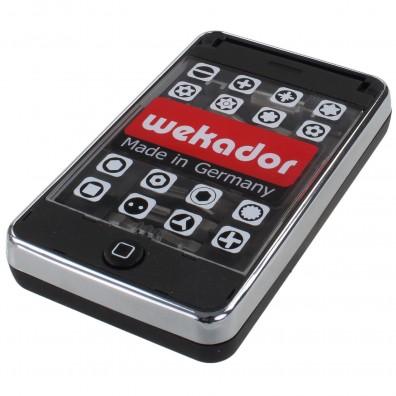 Doppebitsortiment in Handybox