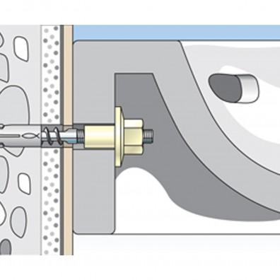 fischer Montageanleitung Schritt 5