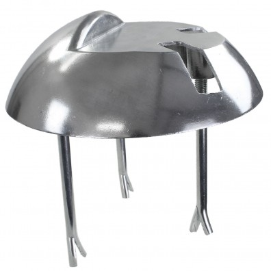 Auflaufstütze aus Aluminium