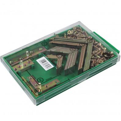 Sortimentsbox mit Winkeln nd Verbindungselementen