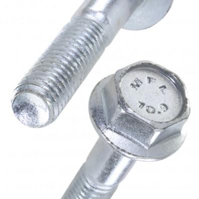 Detailansicht Sechskantschrauben mit Flansch - DIN 6921 - 10.9 - verzinkt