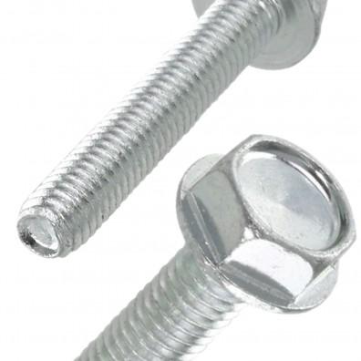 Gewindefurchende Schrauben - DIN 7500 - Form D - verzinkt