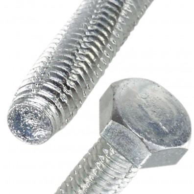 Sechskant - Schneidschrauben - DIN 7513 - galvanisch verzinkt