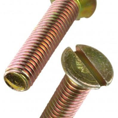 Detailansicht Senkschraube DIN 963