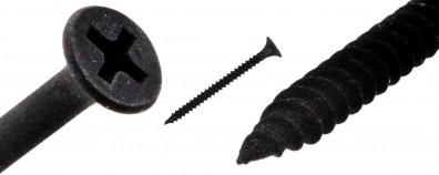 3D-Detailansicht Schnellbauschraube