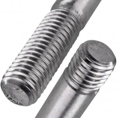 Detailansicht Stiftschraube - DIN 938 - Edelstahl A4