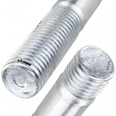 Detailansicht Stiftschraube - DIN 938 - verzinkt 8.8