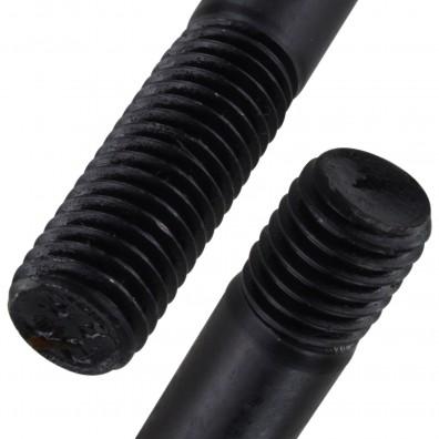 Detailansicht Stiftschraube - DIN 939 - blank 8.8