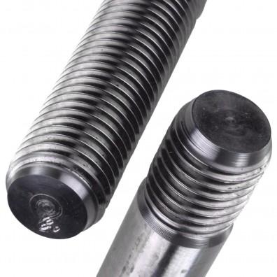 Detailansicht Stiftschraube - DIN 393 - blank 10.9