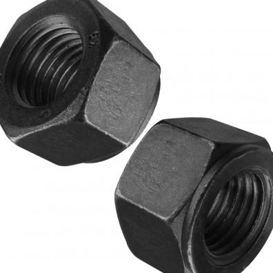 Sechskantmutter - für Schraubenbolzen - DIN 2510 - blank