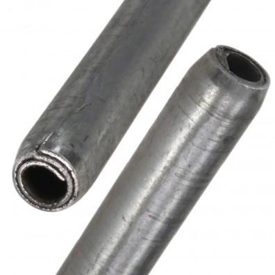 Detailansicht Spiralspannstifte - DIN 7343 - Federstahl 1.4310 - Regelausführung