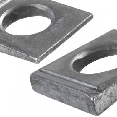 Detailansicht Vierkantscheibe DIN 6917