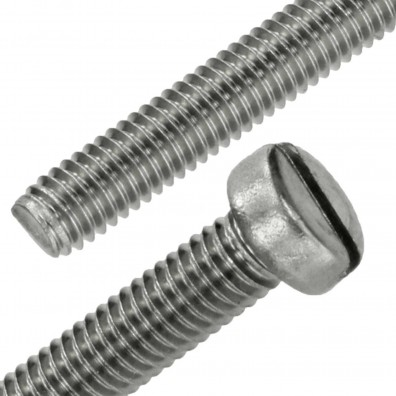 Zylinderschraube DIN 84 Edelstahl A2