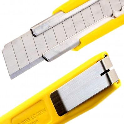 3D Bild Cuttermesser