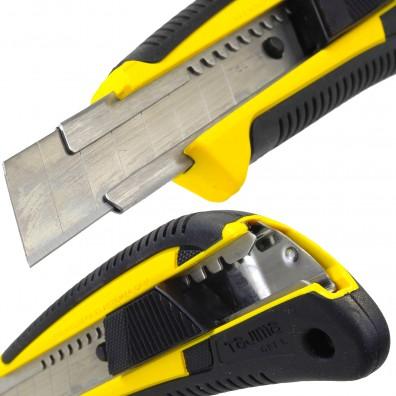 3D-Detailansicht Tajima Premium Cuttermesser