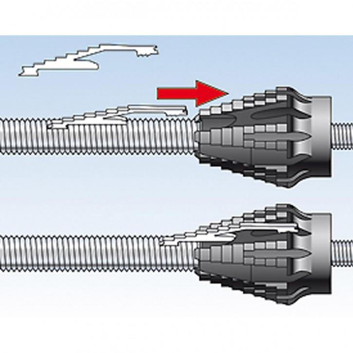 fischer Montageanleitung fischer Thermax 12/16 Schritt 3