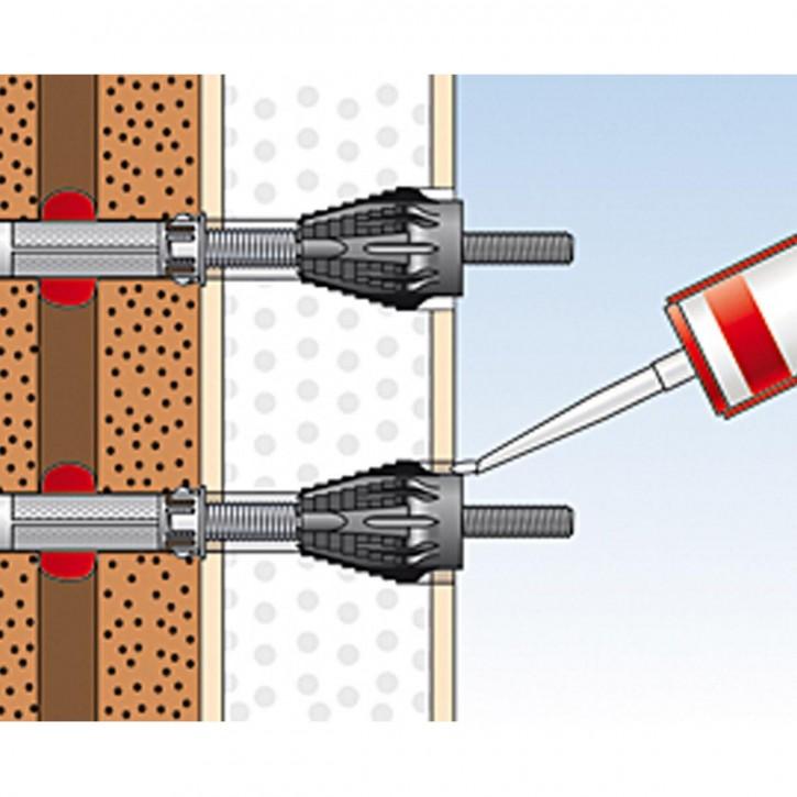 fischer Montageanleitung fischer Thermax 12/16 Schritt 9