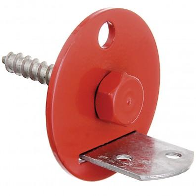 Einschraub-Werkzeug mit Flechtzaunhalter