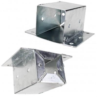 1 gah anschraubh lse l steine u steine feuerverzinkt f r 70mm 968030 04 71. Black Bedroom Furniture Sets. Home Design Ideas