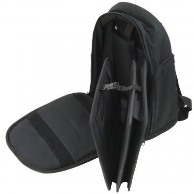 Werkzeugrucksack Allit McPlus Backpack >L< mit offenem Hauptfach und mobiler Werkzeugaufbewahrung