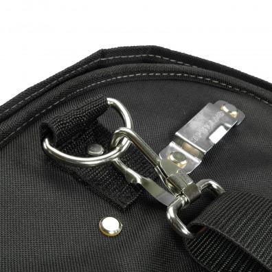 Werkzeugtasche Allit McPlus Bag >C< 20 Tragegurt Schnapper Detail