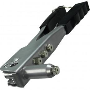1 Blindnietzangensatz mit 100 Stück Blindnieten 2,4 - 4,8mm