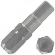 31-tlg. Waterproof Bit Sortiment, mit Bithalter, PH-,PZ-,TX-,SI-,HEX - Bits