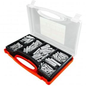 290 tlg. FISCHER Sortimentsbox mit UX Universaldübel und SX Spreizdübel 5 - 10mm