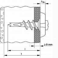 241 tlg. FISCHER FIXtainer - Hält-Alles-Box - Universal- und Gipskartondübel