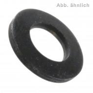 250 Spannscheiben für 5 mm - DIN 6796 - Federstahl - phosphatiert