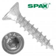 1000 Spax(ABC)Spanplattenschrauben Senkkopf Torx galv verzinkt 4x20