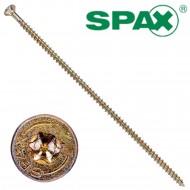 50 Spax(ABC) Holzbauschrauben 8,0 x 260 Senkkopf T-Star verz gelb passiviert A2L