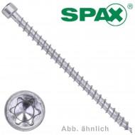 100 Spax(ABC) Holzbauschrauben Zylinderkopf Torx Wirox 6,0 x 200