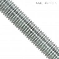 1 Gewindestange M10 x 1000mm, DIN 976-975, galvanisch verzinkt, 8.8