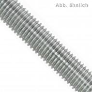 1 Gewindestange M12 x 1000 mm - Stahl 5.6, verzinkt - DIN 976