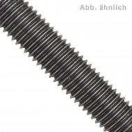 1 Gewindestange M20 x 1000 mm - Feingewinde - Stahl 8.8 - DIN 976