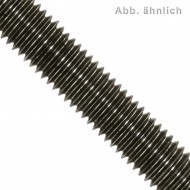 1 Gewindestange M8 x 1000 mm - Stahl 4.6 - DIN 976