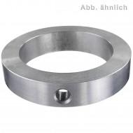 10 Stellringe 30 mm - DIN 705 - Form B - blank