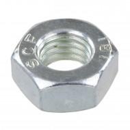 500 Sechskantmuttern - M10 - DIN 934 - galvanisch verzinkt - Festigkeitsklasse 8
