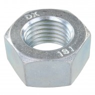 1 Sechskantmutter - M36 - DIN 934 - galvanisch verzinkt - Festigkeitsklasse 8