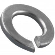 100 Federringe für M2 - Federstahl - galvanisch verzinkt - DIN 127 Form B