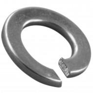 100 Federringe für M24 - Federstahl - galvanisch verzinkt - DIN 127 Form B