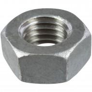 250 Sechskantmuttern M14 - SW22 - Stahl 8.0 feuerverzinkt - DIN 934