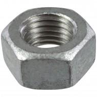 50 Sechskantmuttern M16 - SW24 - Stahl 8.0 feuerverzinkt - DIN 934