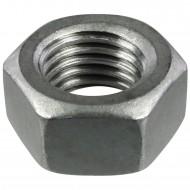 100 Sechskantmuttern M20 - SW30 - Stahl 8.0 feuerverzinkt - DIN 934